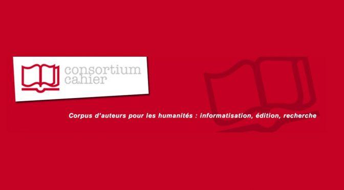 EDITEF projet associé du Consortium CAHIER